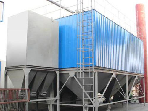 LCPM分室侧喷低压布袋除尘器