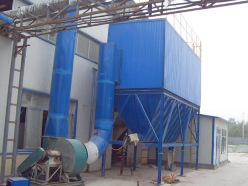 TFC、GFC、DFC型反吹风布袋除尘器