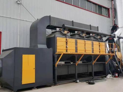 济南市RTO催化燃烧设备