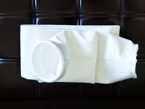 针眼涂胶覆膜涤纶除尘布袋